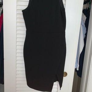 NWOT Black Soprano Dress